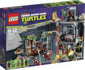 LEGO Turtles Aanval Op Het Turtle Hoofdkwartier - 79103