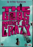 Gods Must Be Crazy 1 & 2 (2DVD)