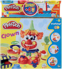 Play-Doh Clown Actie Pack - Speelklei
