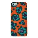 Kenzo Leopard iPhone 5C Hardcase Orange