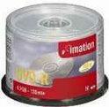 Imation DVD-R 120min/4,7 GB 50 stuks op spindel