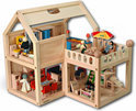 Beeboo Houten Poppenhuis