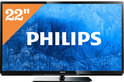 Philips 22PFL3507 - LED TV - 22 inch - Full HD - Internet TV