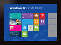 Windows 8 voor de Tablet (Boek)
