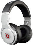 Beats by Dre Beats Pro - On-Ear Koptelefoon - Zilver