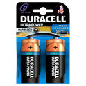 Duracell Ultra Power D Alkaline Batterijen 2x Pak