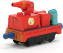 Chuggington Die-cast Trein Kelly's Brandweer & Reddings Wagonnen