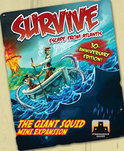 Survive - The Giant Squid - Kaartspel