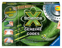 Science X Codes Geheim