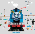 Thomas de trein Safe 'N' Sound - Stickerset