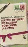 Le Cercle Litteraire Des Amateurs D'epluchures De Patates