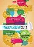 Taalkalender  / 2014