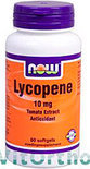 Now Lycopene Softgels 60 st