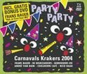 Party Party De Carnavals Krakers 2004