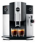 Jura C65 platina Volautomaat Espressomachine