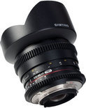 Objectief Samyang 14mm T/3.1 ED AS IF UMC VDSLR voor Canon