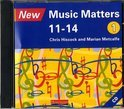 New Music Matters 11-14 Audio CD 1