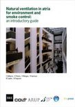 Natural Ventilation in Atria for Environmental and Smoke Control