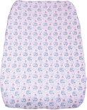 Little Blond - Aankleedkussenhoes - Pink elephant