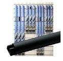 Cavus Kabelgoot 6x115cm Zwart Home entertainment - Accessoires