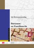 Wettenverzameling Personen- en familierecht