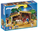 Playmobil Grote Kerststal - 4884