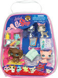 Littlest Pet Shop Vinyl Tasje Groot