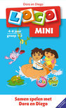 Mini Loco Dora en Diego / Ontwikkelingsspelletjes (4-6 jaar)