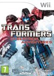 Transformers, War for Cybertron  Wii