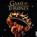 Game of Thrones 2014 Wall Calendar