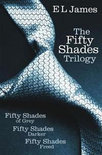 The Fifty Shades Trilogy (1-3)