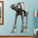 AT-AT muursticker / AT-AT poster / STAR WARS muursticker