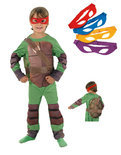 Kinderkostuum Teenage Mutant Ninja Turtles - Maat M