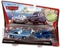 Cars 2 Finn Mc Missile / Tomber