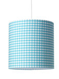 Coming Kids - Boerenbont Hanglamp - Aqua