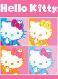 Ravensburger Puzzel: Hello Kitty Pop Art