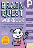 Brain Quest Pre-K Workbook [With Stickers]