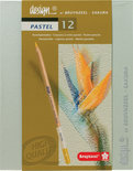 Bruynzeel Designbox 12 Pastel Potloden