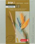 Bruynzeel Pastel Box - 12 Potloden