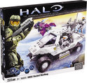 Halo Wars UNSC Arctic White Rocket Warthog