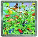 3d Mega Magna Frogs Puzzel