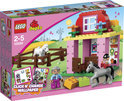 LEGO Duplo Ville Paardenstal - 10500
