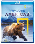 National Geographic - Untamed Americas (Blu-ray)
