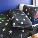 Beddinghouse Cool Stars Dekbedovertrek - Navy - 1-persoons - 140x200