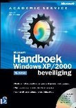 Microsoft Handboek Windows Xp/2000 Beveiliging
