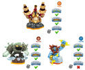 Skylanders Giants Adventure Pack Prism Break, Lightning Rod, Drill Sergeant Wii + PS3 + Xbox360 + 3DS + Wii U + PS4