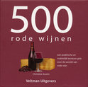 500 rode wijnen