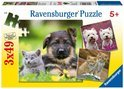 Ravensburger Puzzel - Honden en Katten