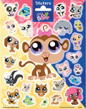 Littlest Pet Shop Stickers Littlest Pet Shop Groot