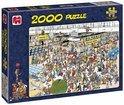Jan van Haasteren Vertrekhal - Puzzel - 2000 stukjes